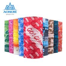 AONIJIE Multifunctional Sports Headwear Headband Bandana Balaclava Face Cover Scarf Sweatband Hairband Gym Cycling Yoga Hking