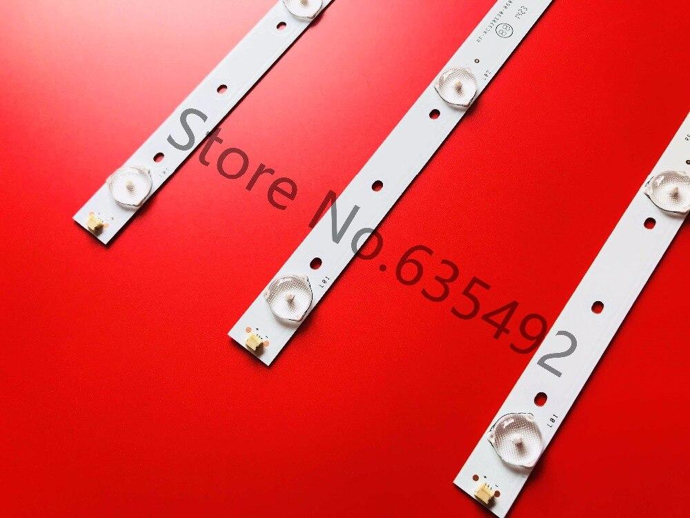 3pcs=1lot For Changhong LED32B2080n  LED32C1000N  Led Backlight RF-AC320E30-0601S-02 A1  Screen C320X14-E4-B(G1) 1pcs=6led  56cm