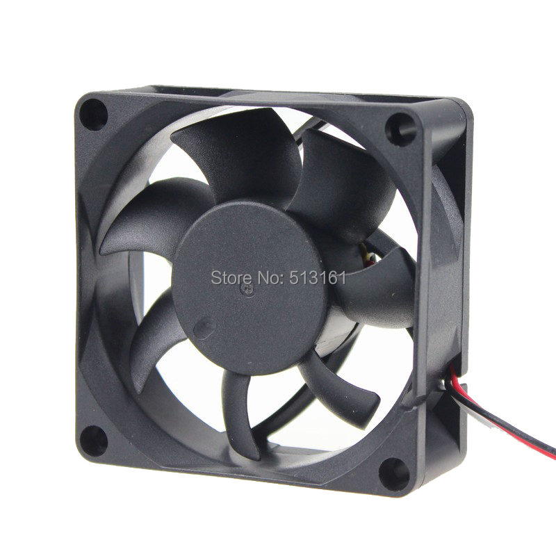 70mm 3pin fan 5
