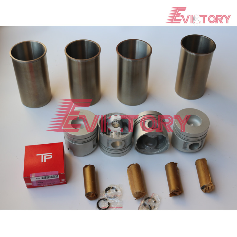 For Nisssan Forklift BD30 engine   BD30 piston + ring + GASKET + CON ROD BUShING  WITHOUT LINERFor Nisssan Forklift BD30 engine   BD30 piston + ring + GASKET + CON ROD BUShING  WITHOUT LINER