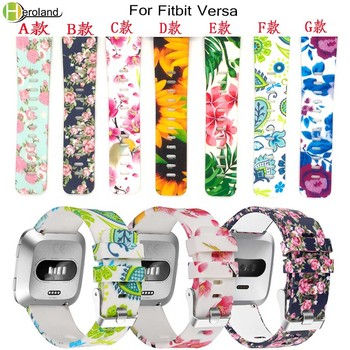 new Wrist Watch Strap band bracelet For Fitbit Versa soft silicone Wristband for Fitbit Versa Lite Wrist Strap Smart WatchBands watchband for fitbit versa strap genuine leather wrist smart watch band for fitbit versa band bracelet accosseries