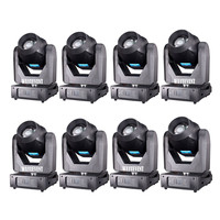 150W LED Spot Moving Head Light Beam Spot Wash 3 in 1 For DJ Stage Party Concert Event/Moving Head LED