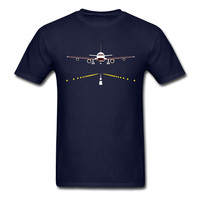 New Design Print T Shirt Fashion Male Latest Home Wear High Quality Loose T Shirt Men