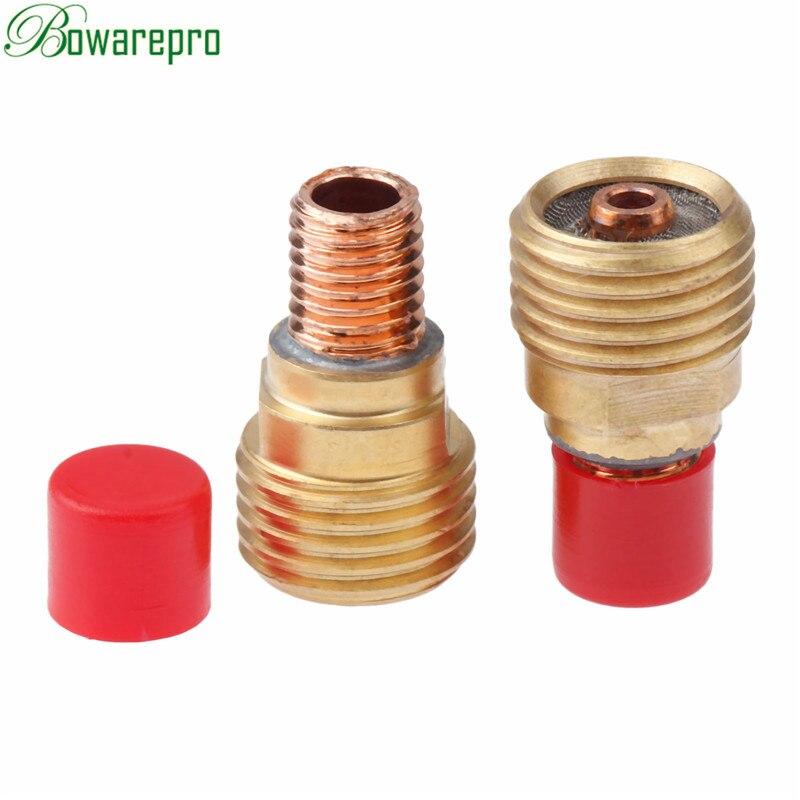 3//32inch 5 pcs 45V44 Tig Welding Gas Lens Collet Bodies