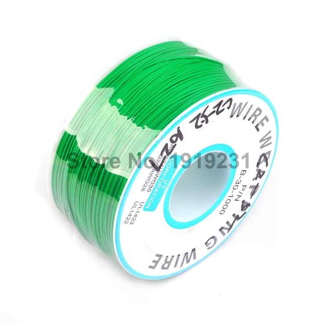 Hot Sale! Green 250 Meters Electrical Wire, Wrapping Wire High ...