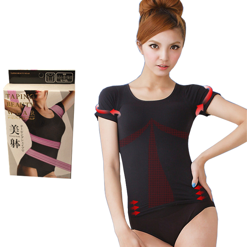 Great Natural Hot Shapers Tops Fitness Corset Slimming Bodybuilding Women Estetica Corporal