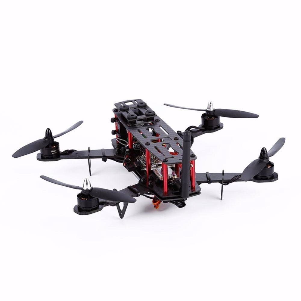 2017 Hot selling Carbon QAV250 FPV Quadcopter Frame Kit Unassembled With AV Transmitter Camera qav250 drone with camera qav 250 carbon fiber quadcopter frame f3 flight controller emax rs2205 2300kv fpv dron quadrocopter