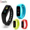 Lemado L30T Smart Band Dynamic heart rate wristband for Android 4.4 IOS 8 and above smartphones