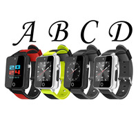 S91 GSM 512M+4G Quad Core Android 5.1 Smart Watch With 5.0 MP Camera Use WiFi 10.15