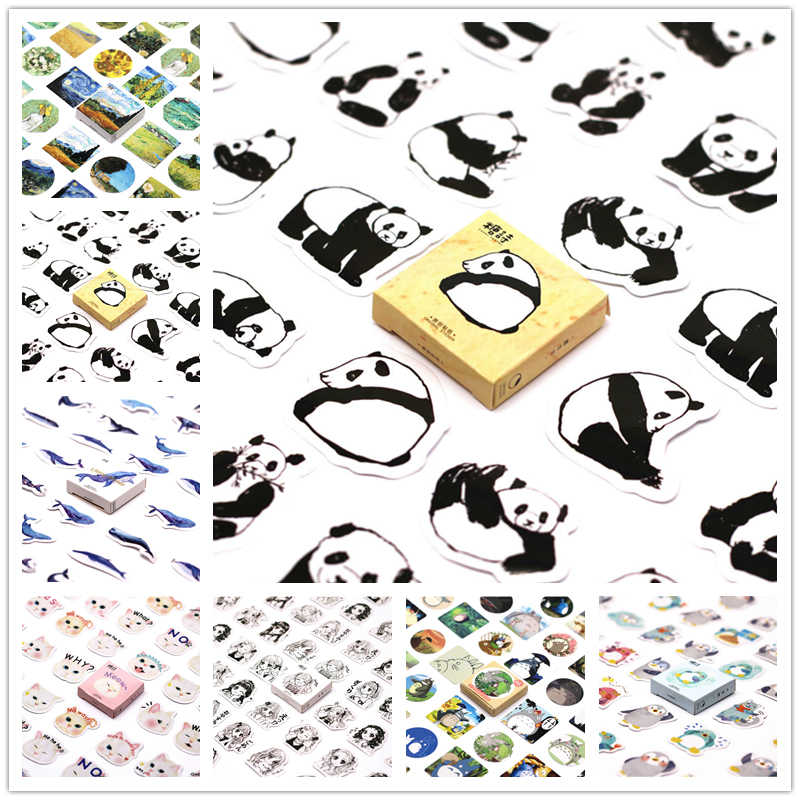 45 sztuk/zestaw kawaii creativa biurowe naklejki śliczny wzór trawy terminarz planer Halloween dekoracje biurowe szkolne papiernicze