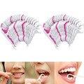 Зубная нить для ухода за полостью рта  100 шт./упак. зубная нить для чистки зубов  чистка зубов  уход за полостью рта  Teethpick меч  здоровье и красо...