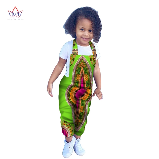 2018 summer african kids clothing dashiki traditional