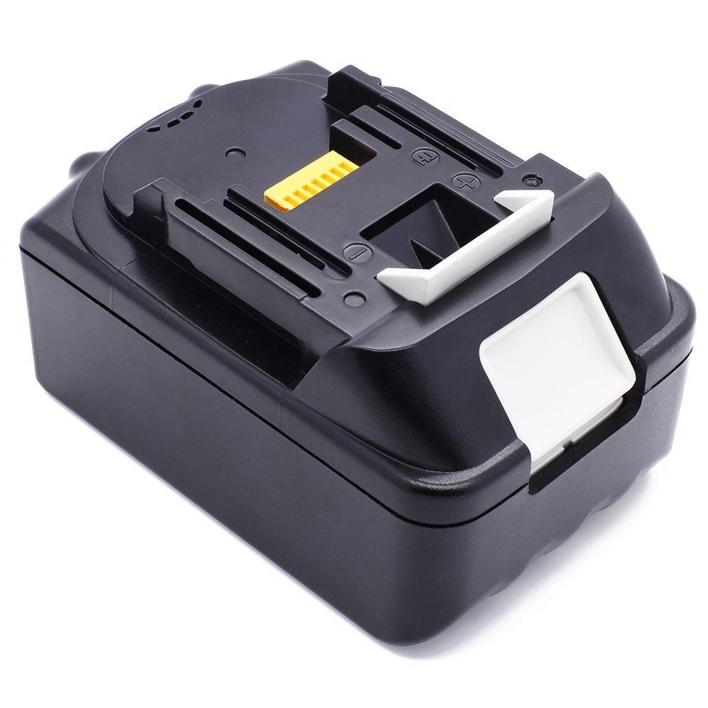 18V 3000mAh Spare Parts Rechargeable Battery for Makita BL1830 BL1815 19544-6 BL1845 BFR450RFEX BHP452SHE BTD142SHE BFS450RFE