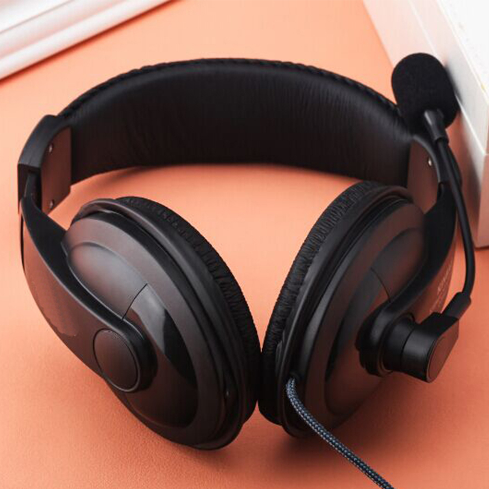 SOYTO SY750MV Original Wired Stereo Bass Headset Gaming - Bærbar lyd og video - Foto 2