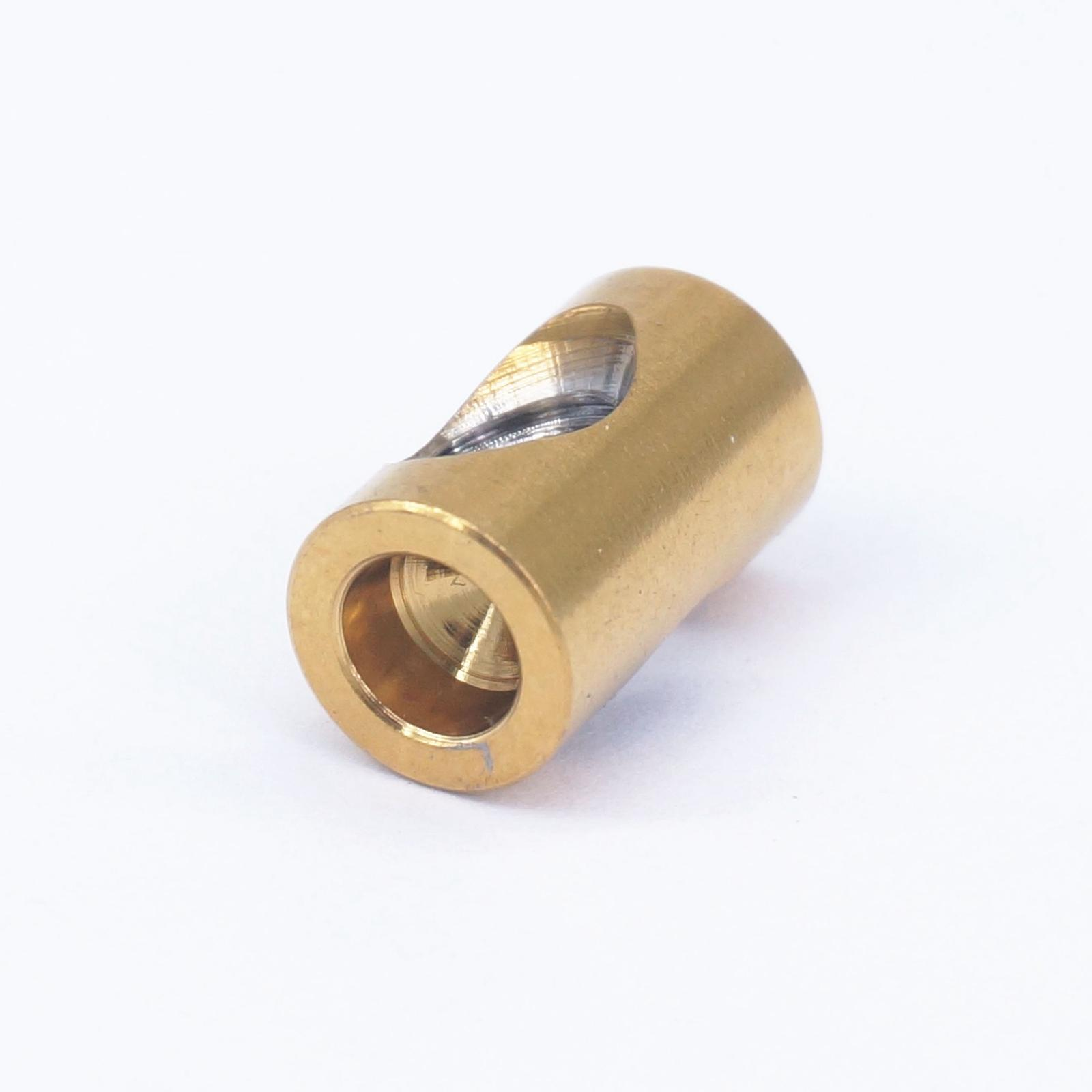 US $2 85 |M6 15x9mm Golden GR5 Titanium Barrel Nut For Bicycle Seat Post-in  Screws from Home Improvement on Aliexpress com | Alibaba Group