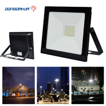 Led Flood Light Outdoor Spotlight Floodlight 10W 20W 30W 50W 100W Wall Washer Lamp Reflector IP66 Waterproof Garden 220V 240V (China)