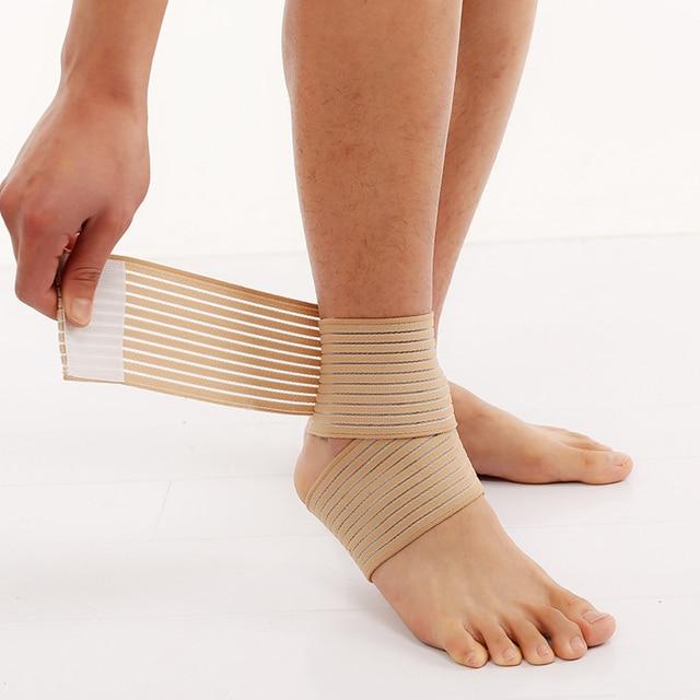 bandage entorse cheville