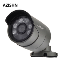 "Surveillance ONVIF H.265/H.264 4MP IP Camera  Outdoor Waterproof IP66 metal CCTV  Camera  Hi3516D+1/3""OV4689 6pcs ARRAY LEDS"