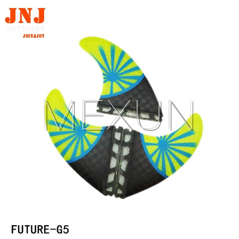 ENVÍO GRATIS fibra de vidrio de carbono futuro Tri-set M aletas - Deportes acuáticos - foto 2