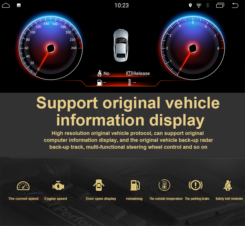 12 Koason 10.25 Inch IPS Touch Screen For BMW X3 E83 Android 7.1 System 2+32G RAM GPS Navi Multimedia Player MP5 Stereo WIFI BT AUX