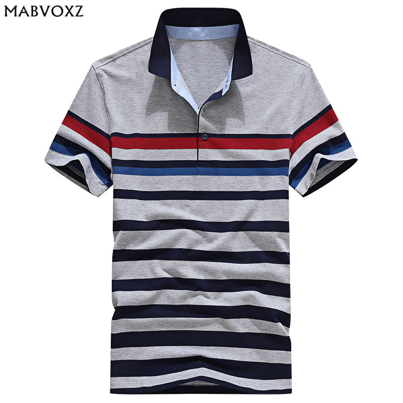 Breathable Anti Wrinkle Men Polo Shirts New 2018 England Classic Style Short Sleeve Comfortable Soft Business Casual Brand