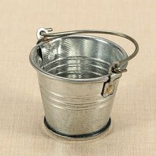 1:12 Children Mini Bucket Model Dolls House Property Doll DIY A Specical Gift for Children(China)