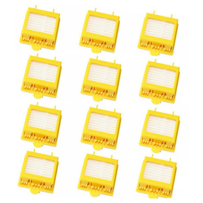 Высокое качество щетины и гибкая ударная щетка и Hepa фильтр и боковая щетка для iRobot Roomba 700 серии 770 780 790 Пылесос