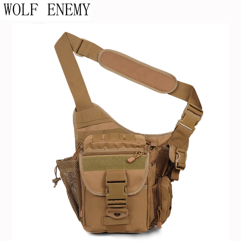 Tactical Military Backpack Molle Camouflage Travel Bag Outdoor Sports Bag Camping Hiking Men Women Camera Climbing Bags tactical assault backpack outdoor camping climbing travel hiking rucksack molle military shoulder bag trekking sports bag