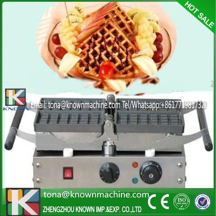 цена на 220V/110V Southeast Asia popular automatic egg waffle maker machine for sale
