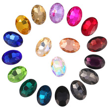 Shine Sewing Crystal 20pcs 30pcs Sew on Rhinestone Stone High Quality use for Clothing Bags Shoes