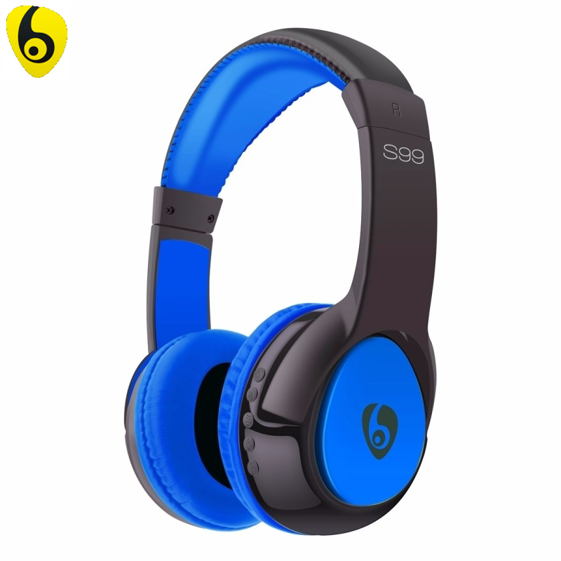 OVLENG S99 Bluetooth Headphones Wireless Headset Handsfree Foldable Earphone with Mic for iPhone 7/7 Plus Android Phone PC lymoc v8s business bluetooth headset wireless earphone car bluetooth v4 1 phone handsfree mic music for iphone xiaomi samsung