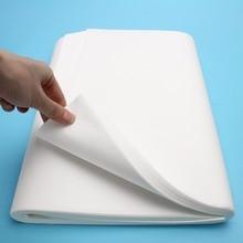 100 шт Xuan бумажная китайская полусырье рисовая бумага для каллиграфии 68x34 см