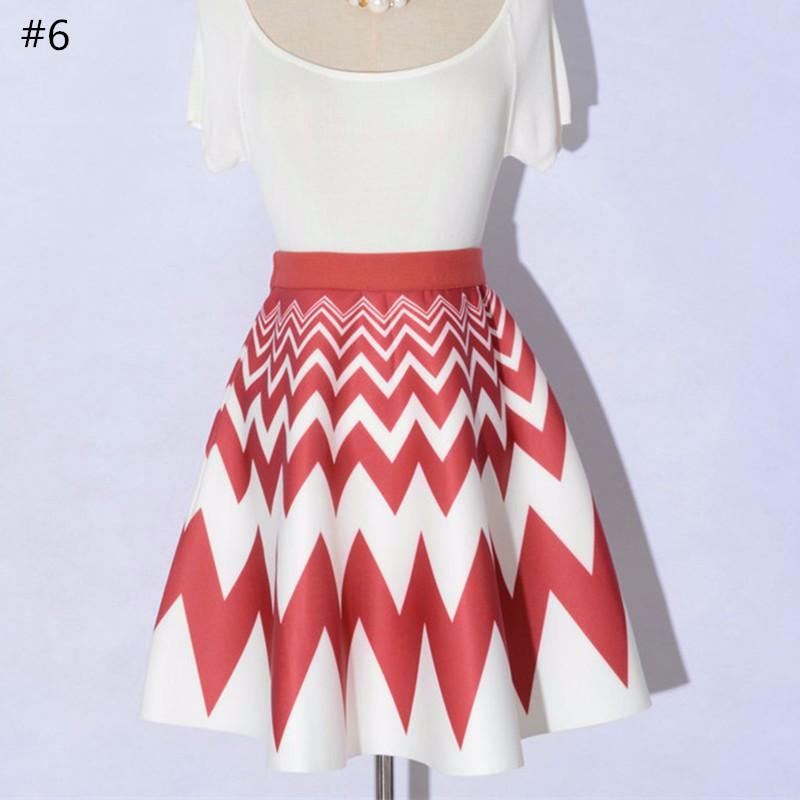 high waist skirt 08