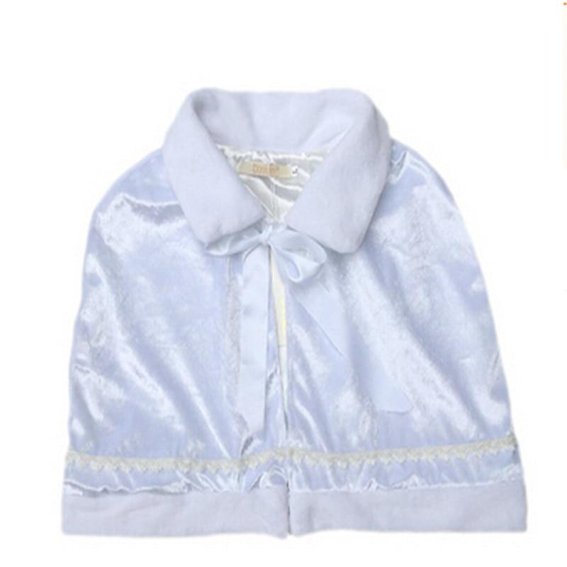 Girls White Coat Promotion-Shop for Promotional Girls White Coat ...