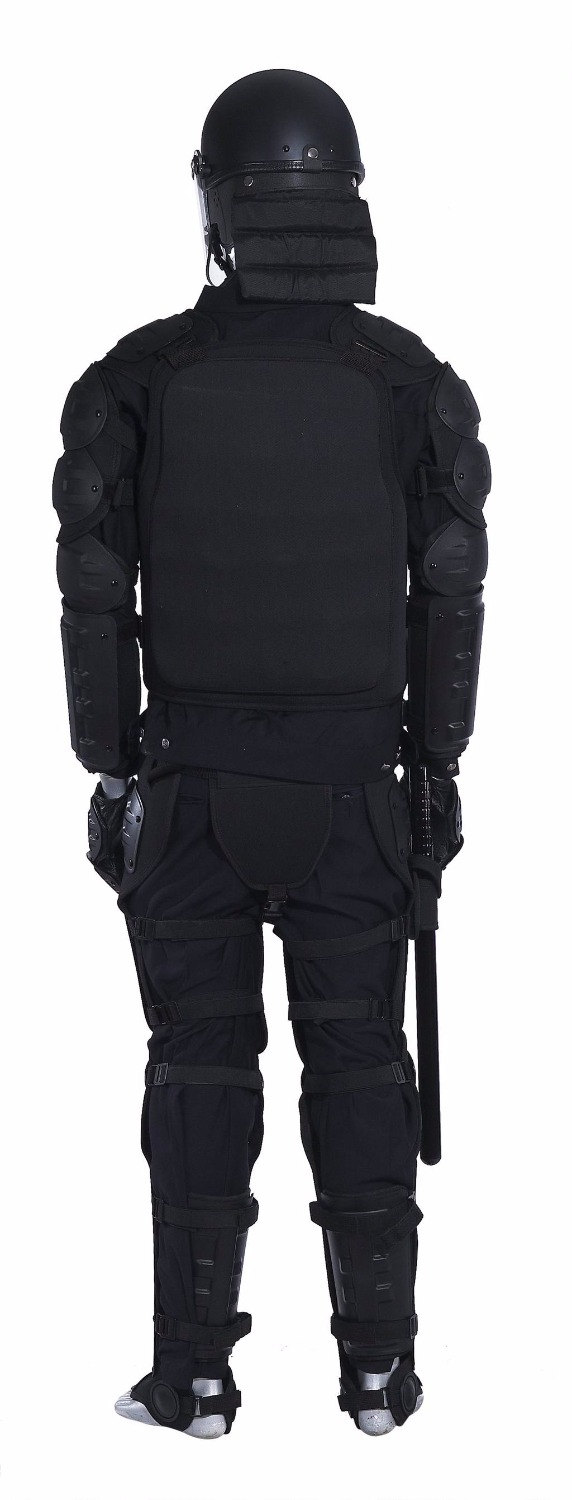 Riot control gear Anti riot suit riot protective suit without helmet (not including helmet) велосипед ghost riot 9 lc 2015