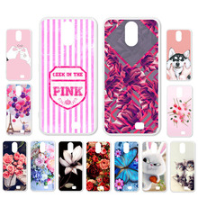 Ojeleye DIY Patterned Silicon Case For Homtom S12 Soft TPU Cartoon Phone Cover Covers Bags Anti-knock Shell