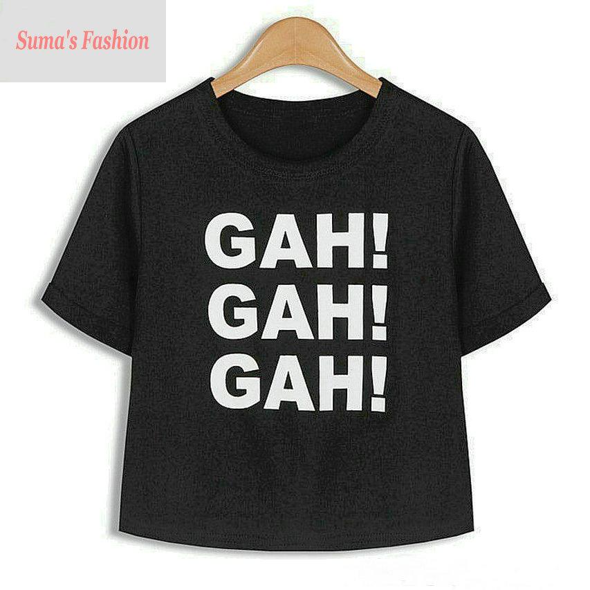 2016 Summer New Letter Printing Women Hedging Trička s krátkým rukávem Tees Women T Shirt Women Clothing