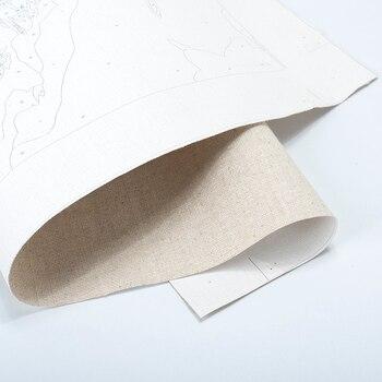 Peinture à numéros vue sur la mer 2