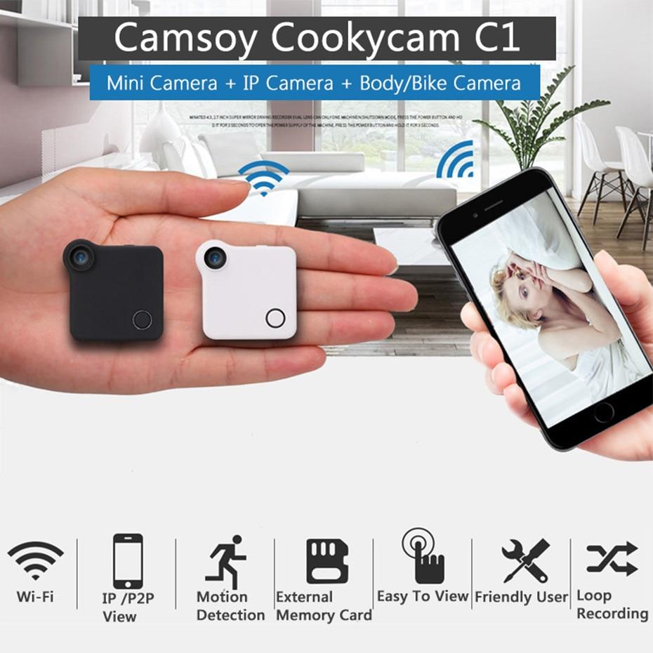 Mini Wireless Camera HD Action Cam Bike Camera Mini DV DVR Video Voice Motion Sensor Loop Recorder MP4 H.264 Micro Camera экшн камера mcm action cam hd