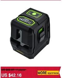 Green laser level