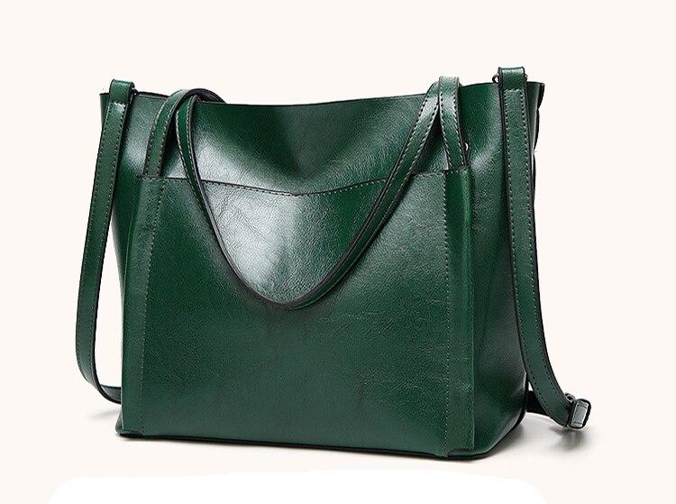 sacos preto verde casual tote feminino crossbody saco