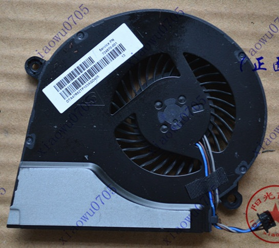 SSEA New Laptop fan for HP Pavilion 14 15 17 719860-001 TPN-Q118 e035TX e032tx CPU cooling Fan Free shipping new russian for hp envy x2 11 g000 g003tu tpn p104 hstnn ib4c c shell ru laptop keyboard with a bottom shell