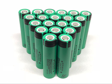 20PCS/LOT New Original Panasonic 18650 NCR18650A 3.7V Rechargeable Li-ion Battery 3100mAh Batteries Free Shipping