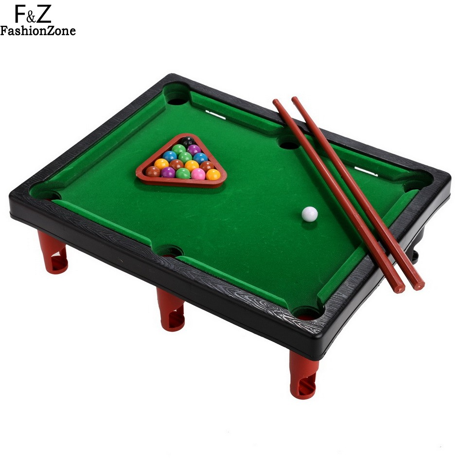 Aliexpress.com : Buy Arshiner Billiard Mini Pool Table With Cues Tripod  Balls For Boy Kids Best Sports Game Toy For Children As Christmas Gift From  Reliable ...