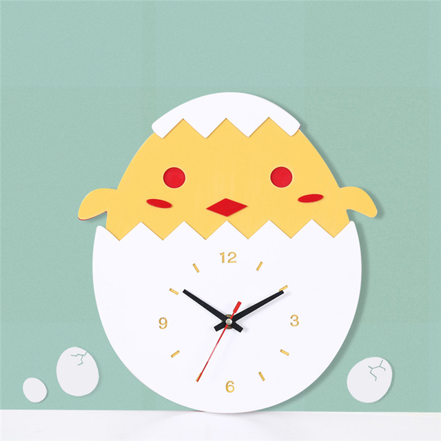 Cute Wall Decor With Clock Pictures Inspiration - Wall Art Design ...