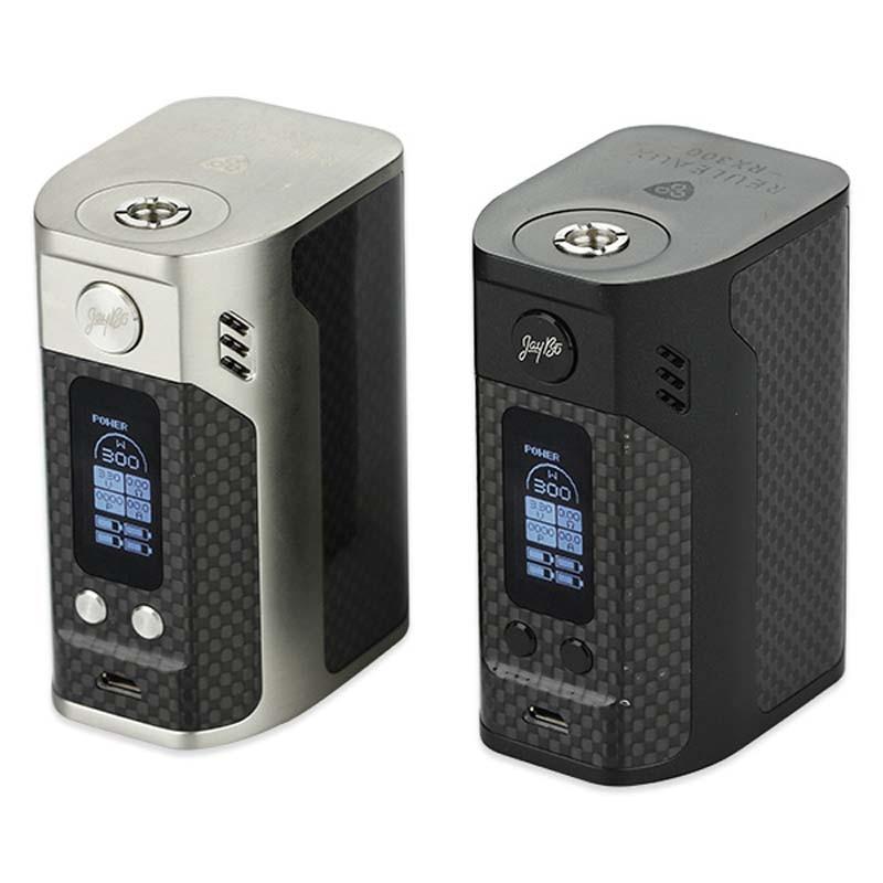 Բնօրինակ 300W WISMEC Reuleaux RX300 TC Box Mod RX-300 VW / TC - Էլեկտրոնային ծխախոտ - Լուսանկար 3