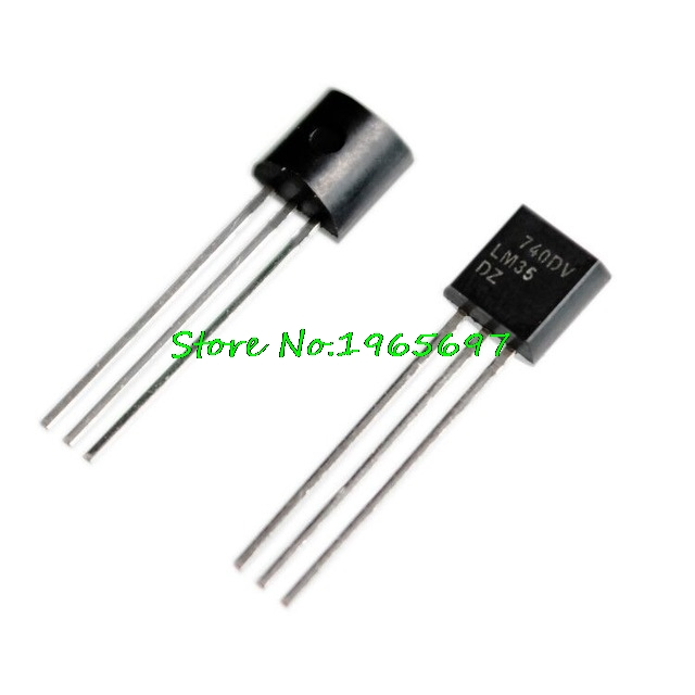 1pcs/lot LM35DZ LM35 TO-92 In Stock