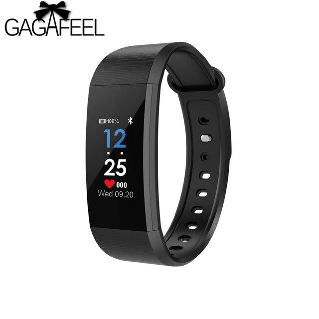 Gagafeel Smart Bracelet Heart Rate Monitor Fitness Tracker Smart Bracelet Color