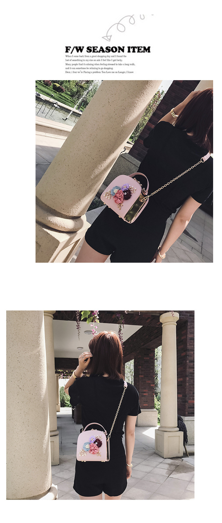 Women bag box Bag National style flowers embossed lock single shoulder bag handbags bags for women 2018 8