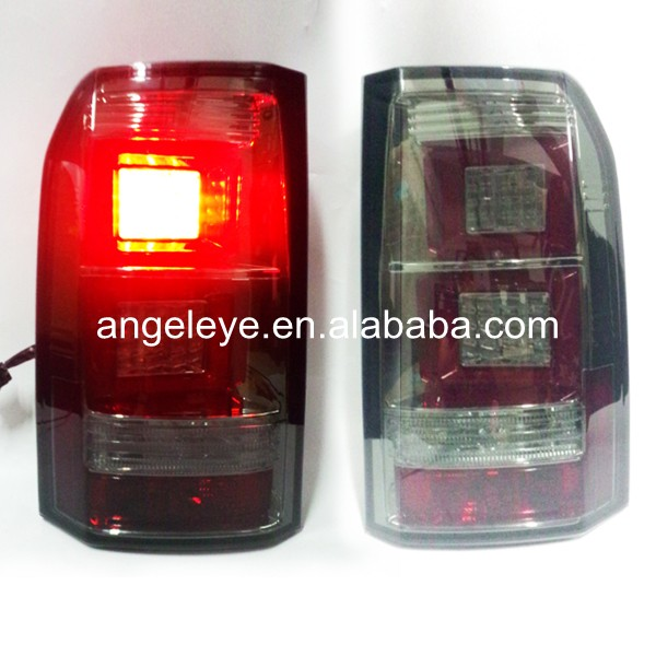 2004-2013 year For Land Rover Discovery Rear Lights LED Tail Lamp Smoke Black SN бензопила patriot pt 4518 [220105550]